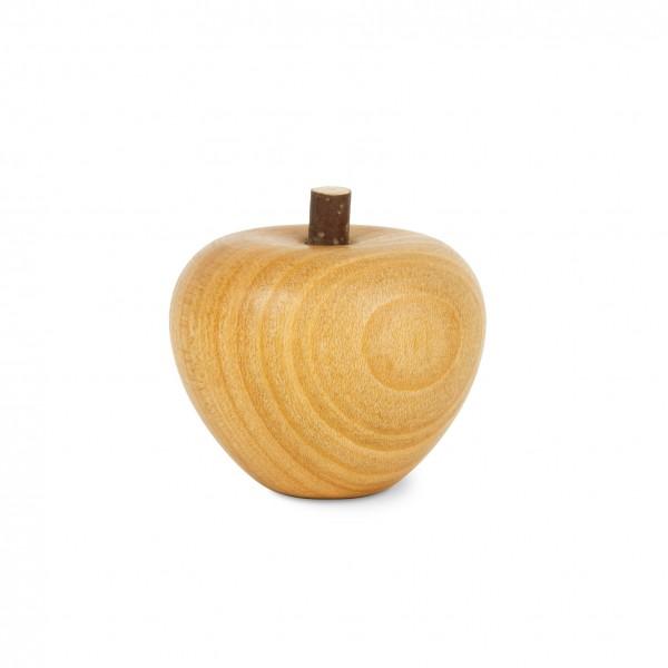 Holz Apfel
