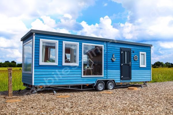 Mobiles Tiny Haus Finnland