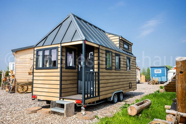 Mobiles Tiny House Australien