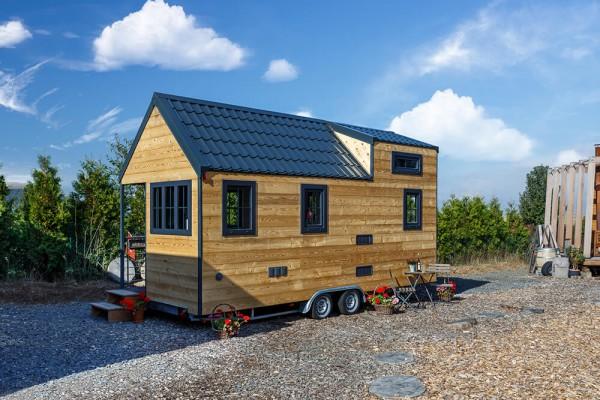 Mobiles Tiny House Schweiz